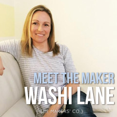 Meet the Maker Washi Lane
