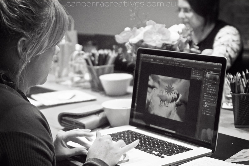 Canberra Creatives Design Workshop