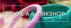book a creative workshop at The Makers' Hub