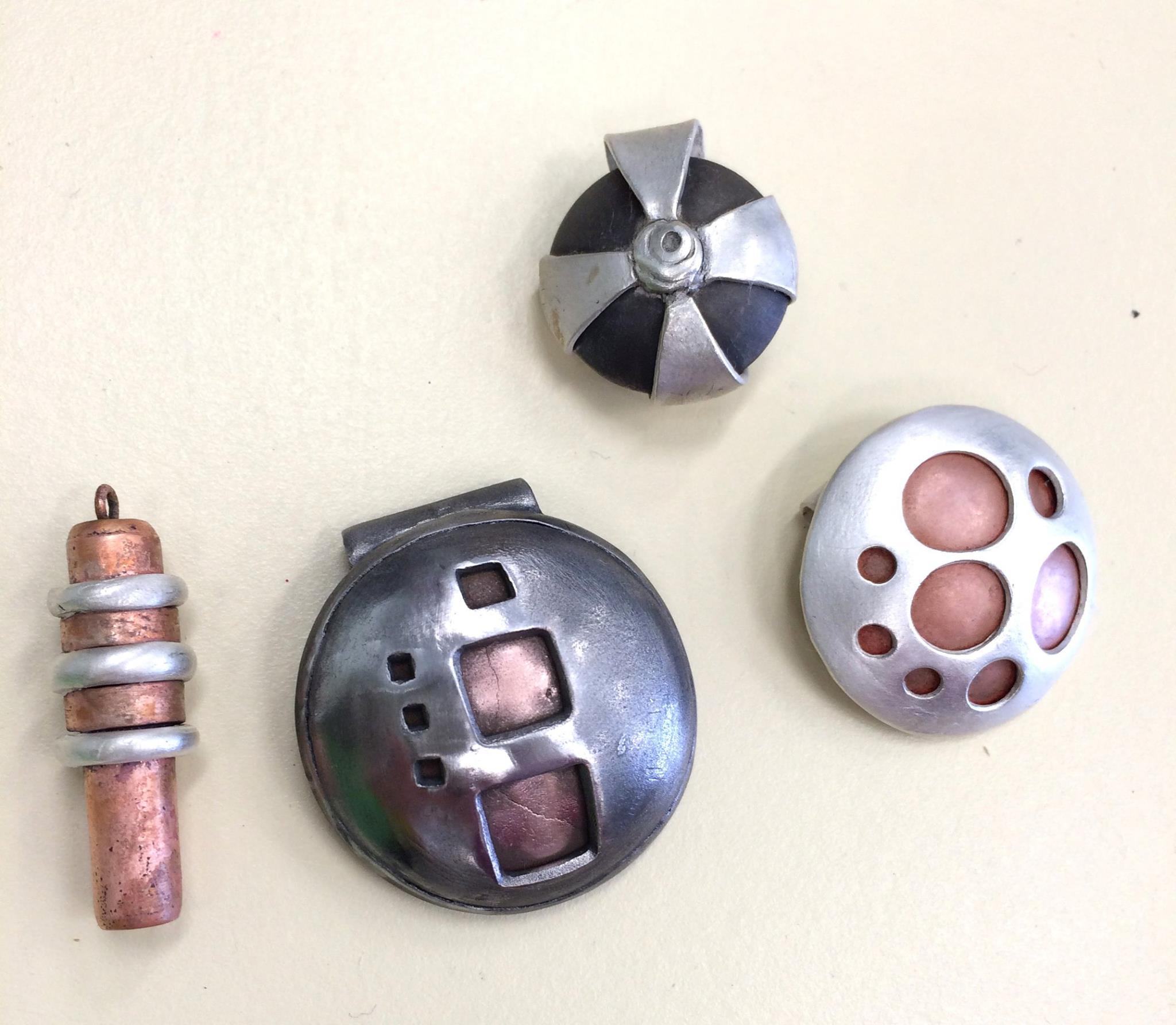 Precious Metal Clay Workshop