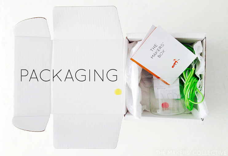 Packaging Ideas - Canberra Creatives