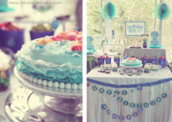 Diy Birthday Cake Table Decorations Image Inspiration of Cake and