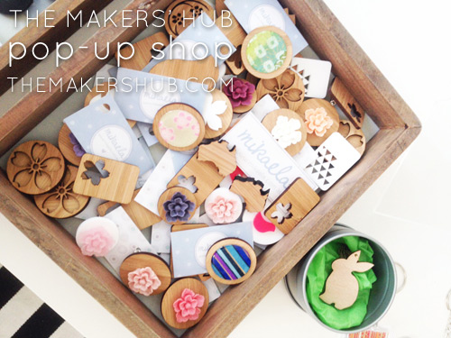 Pop-up Shop Canberra The Makers' Hub