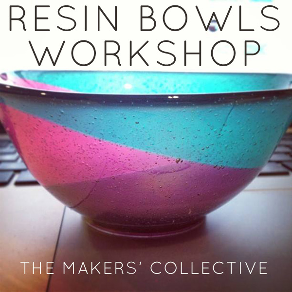 Resin Workshop Canberra