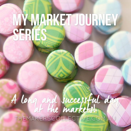 My Market Stall Journey – First Market Day
