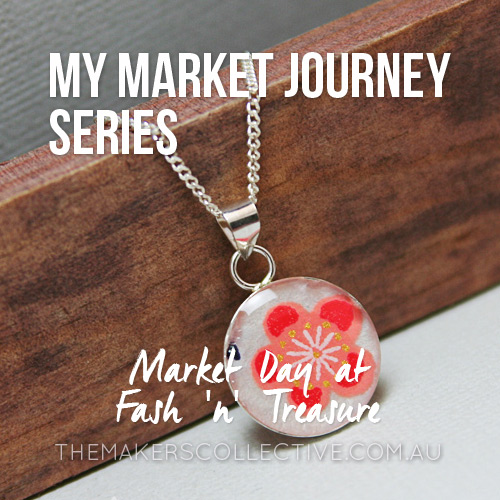 My Market Stall Journey – Market Day at Fash 'n' treasure