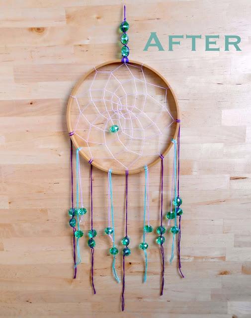 Dreamcatcher Weaving Tutorial