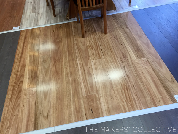 Nursery Makeover flooring options
