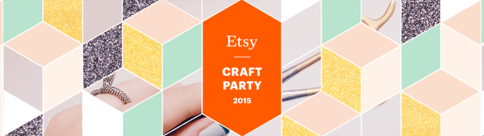 Etsy Craft Party 2015 Canberra