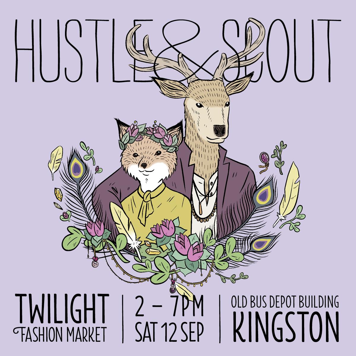 Hustle & Scout Twilight Market