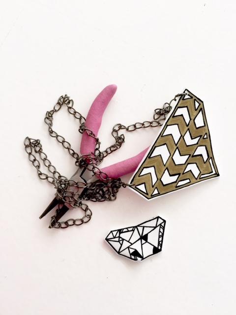Illustrated Necklaces Workshop