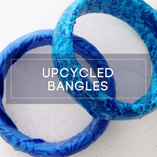 Upcycled Bangles Workshop