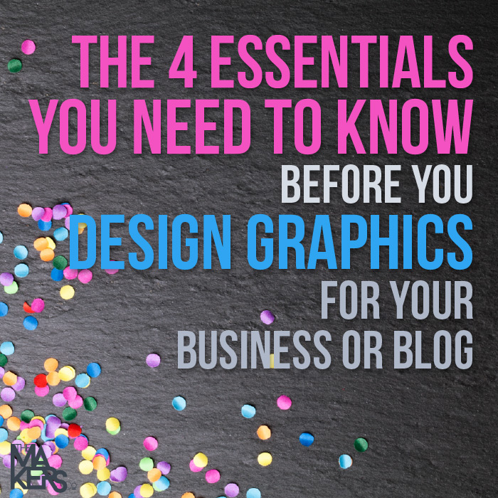 4 Essentials of Graphic Design