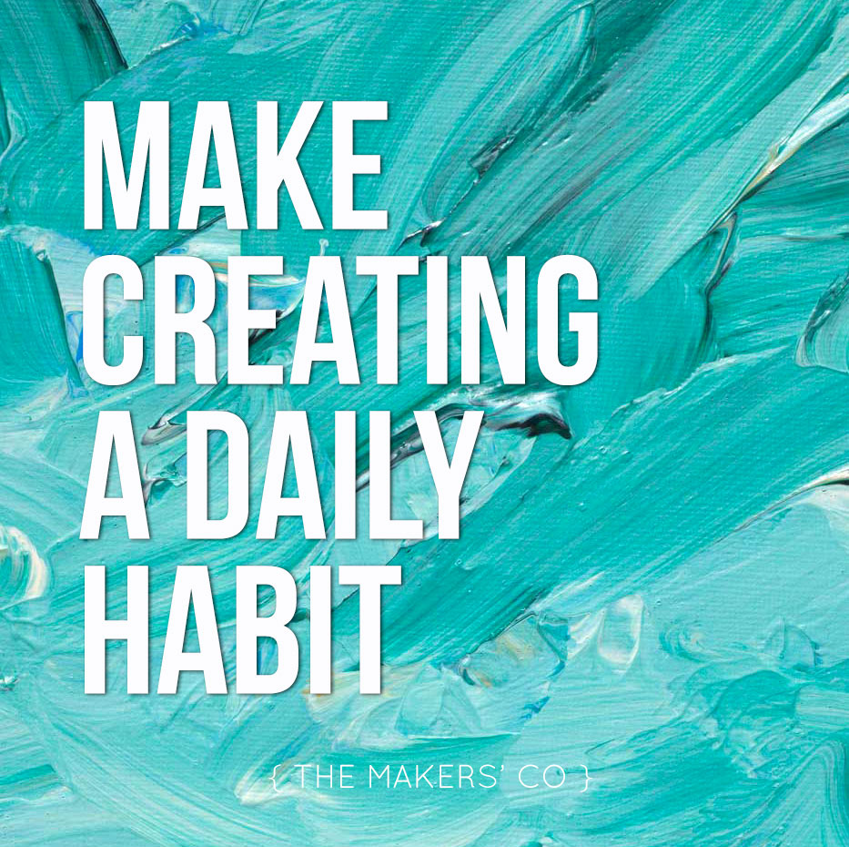 create-daily-making-habits