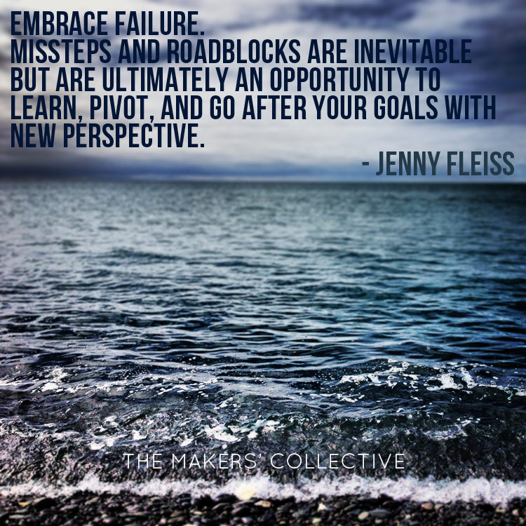 embrace-failure entrepreneur quote