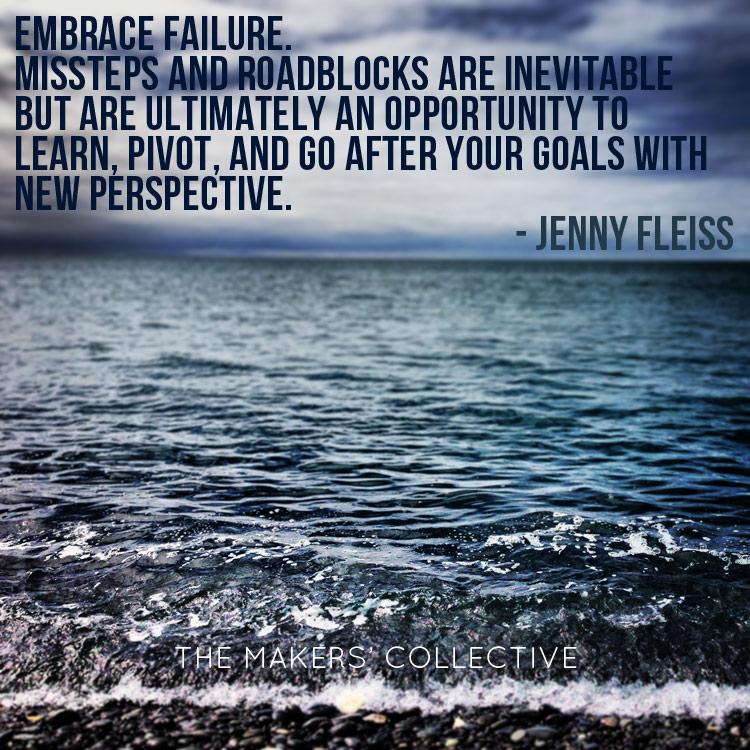 embrace-failure entrepreneur quote