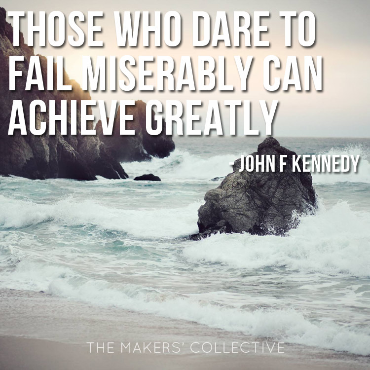 fail-greatly entrepreneur quote