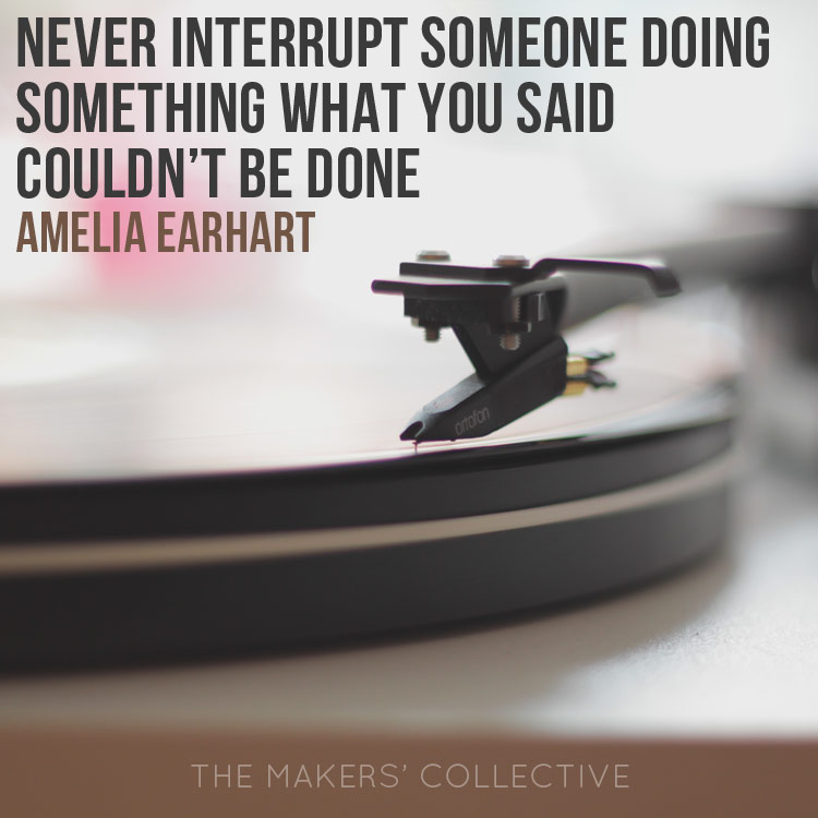 never-interrupt entrepreneur quote