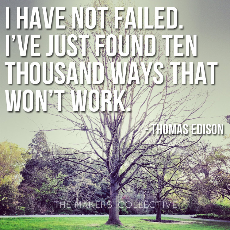 not-failed entrepreneur quote