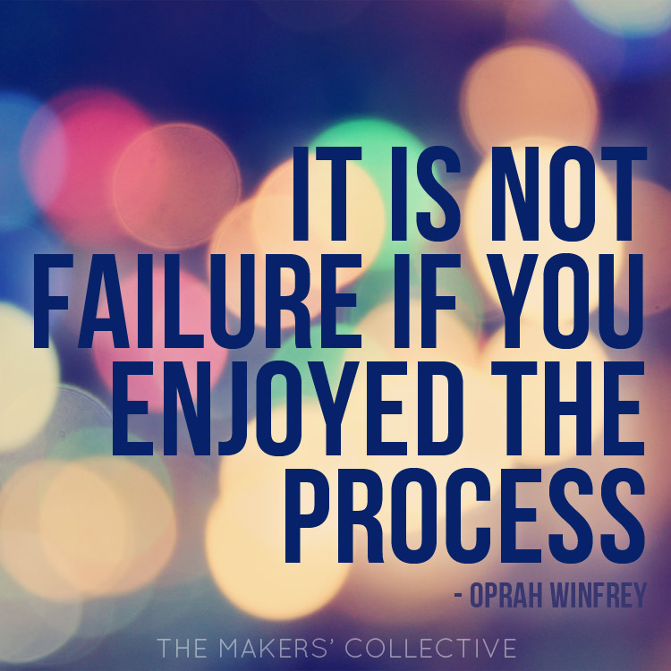 not-failure entrepreneur quote