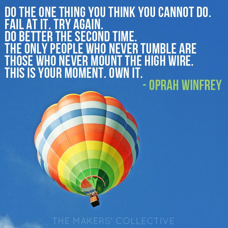 oprah-failure-quote entrepreneur