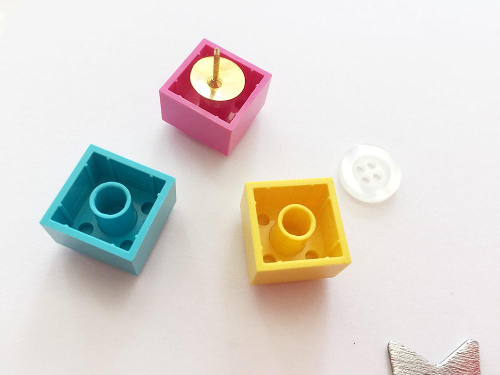 creative-challenge push pins