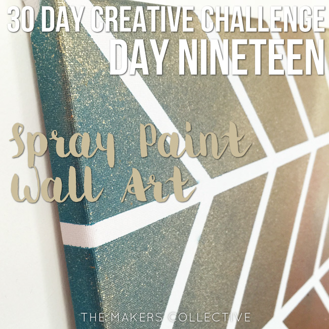 creative challenge spray-paint-wall-art
