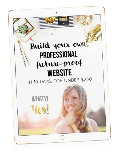 Build Your Own Website - Free online course