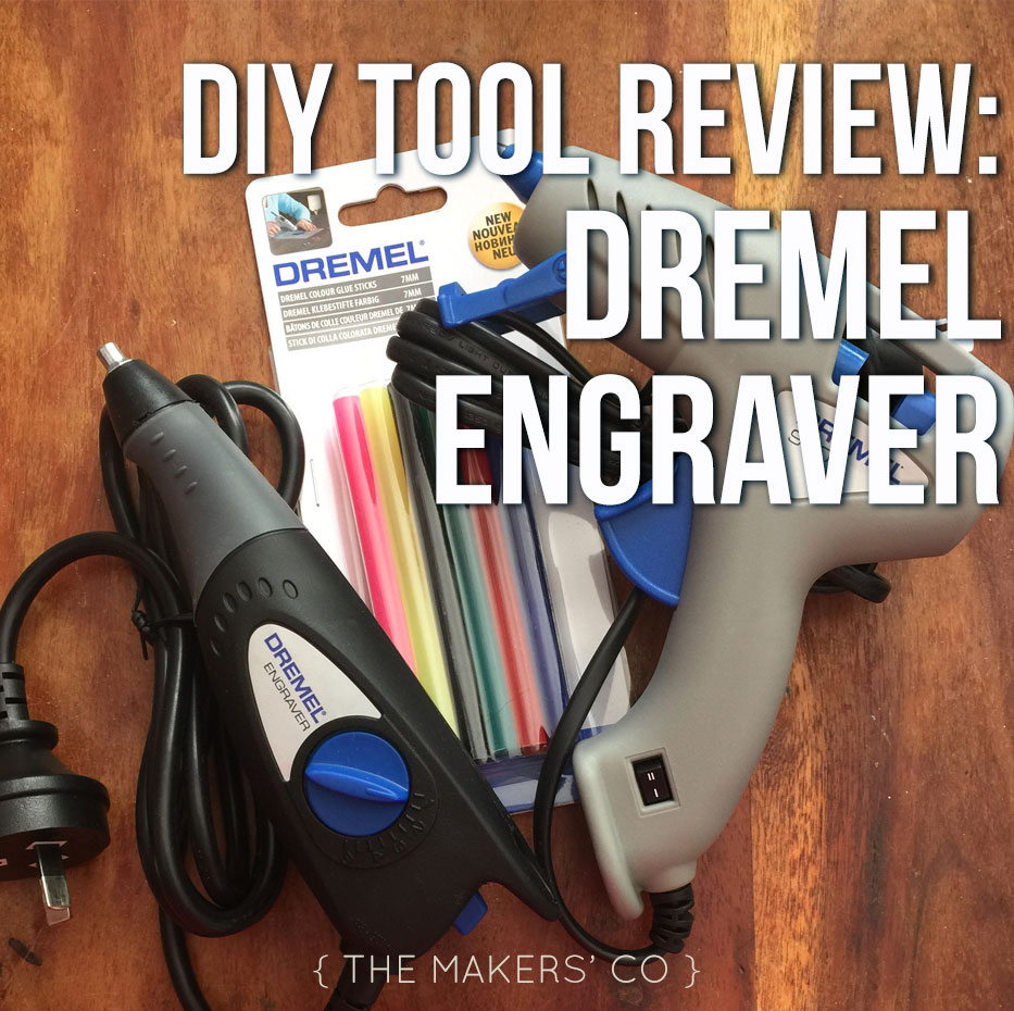 Dremel Engraver DIY Tool Review