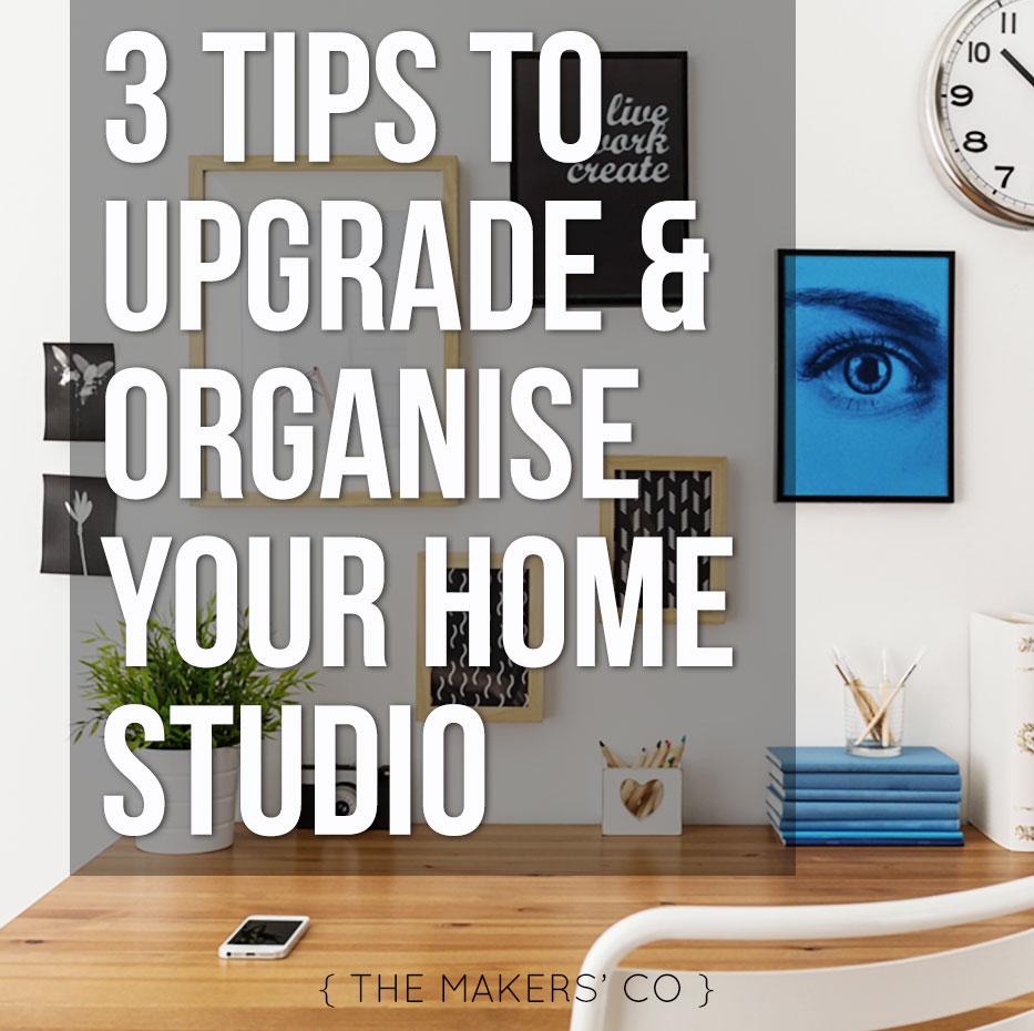 home studio upgrade