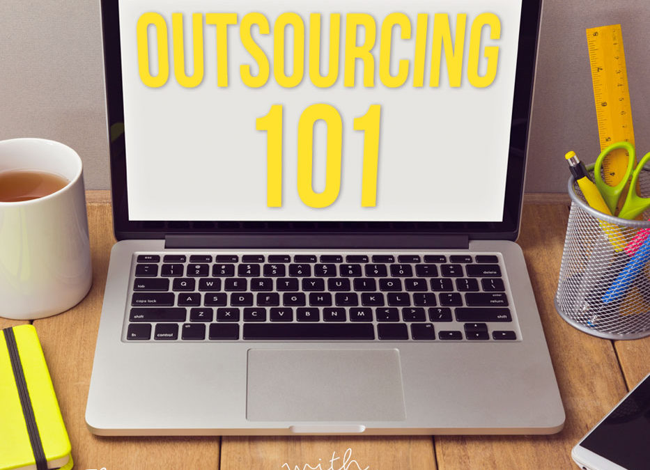 Outsourcing 101 with The Savvy Assistant