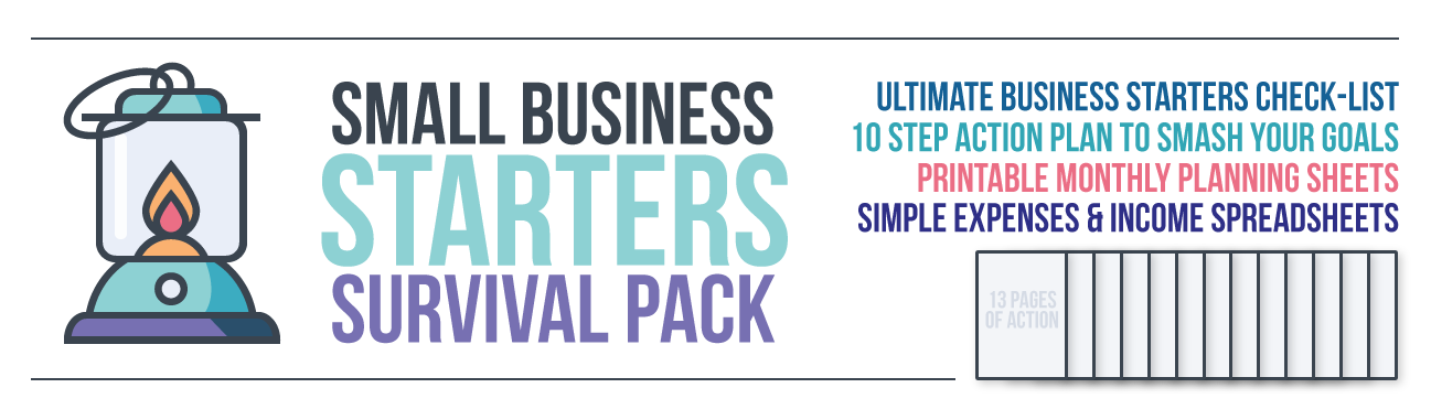 Free Download Small Business Starters Survival Pack