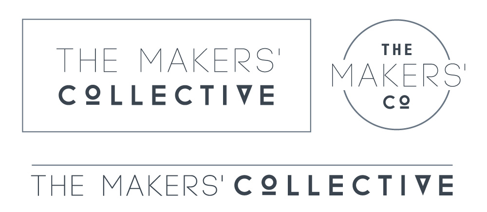 The Makers' Co Logos - brand identity