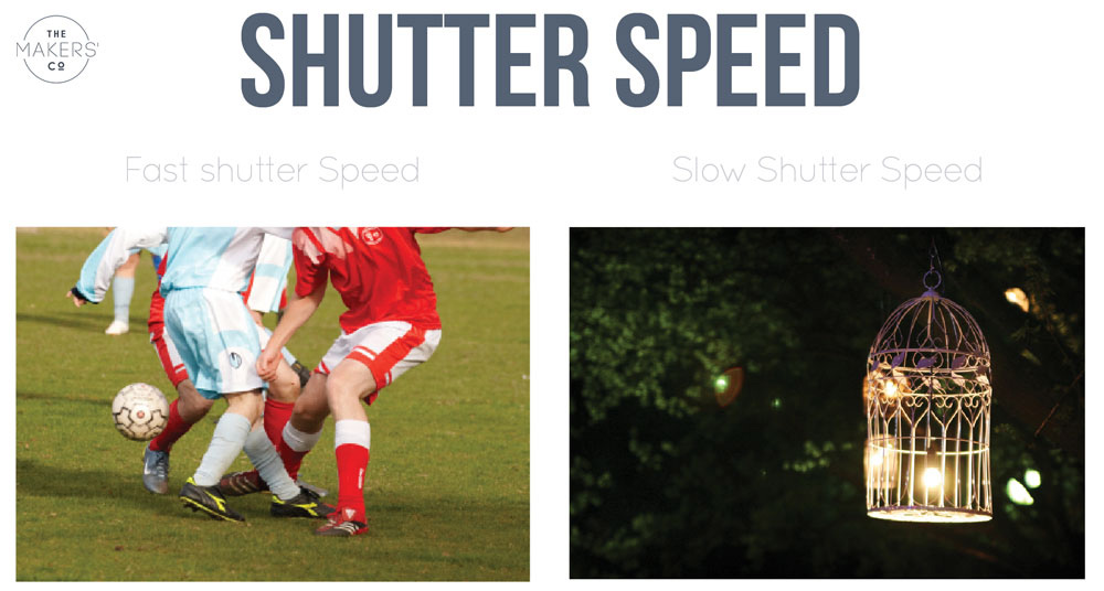 photography for begginers - shutter speed