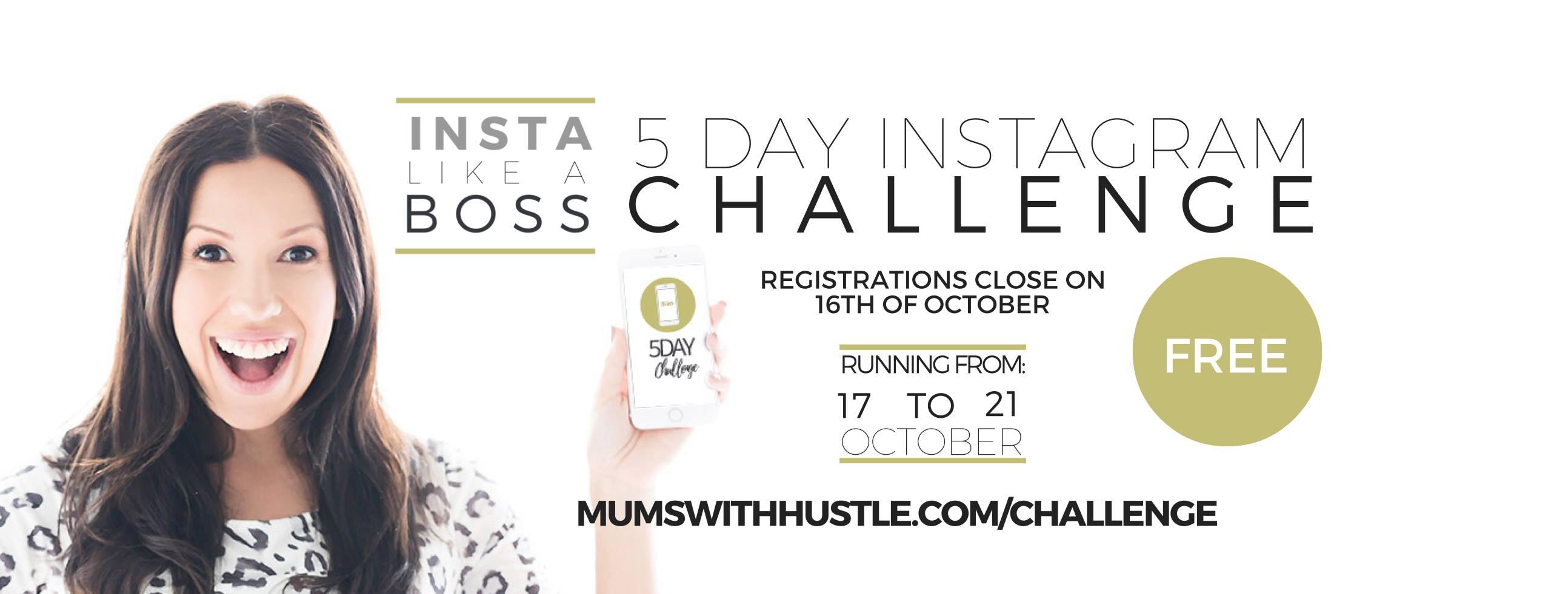 insta-challenge