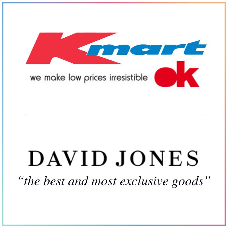 kmart-davidjones branding
