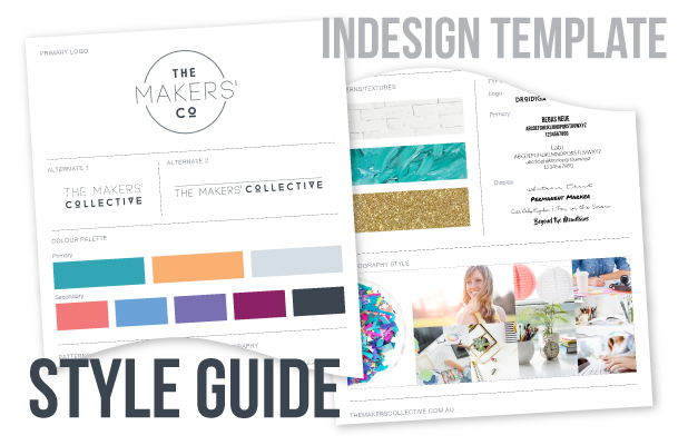 visual style guide template - why having a strong visual brand is important and how a