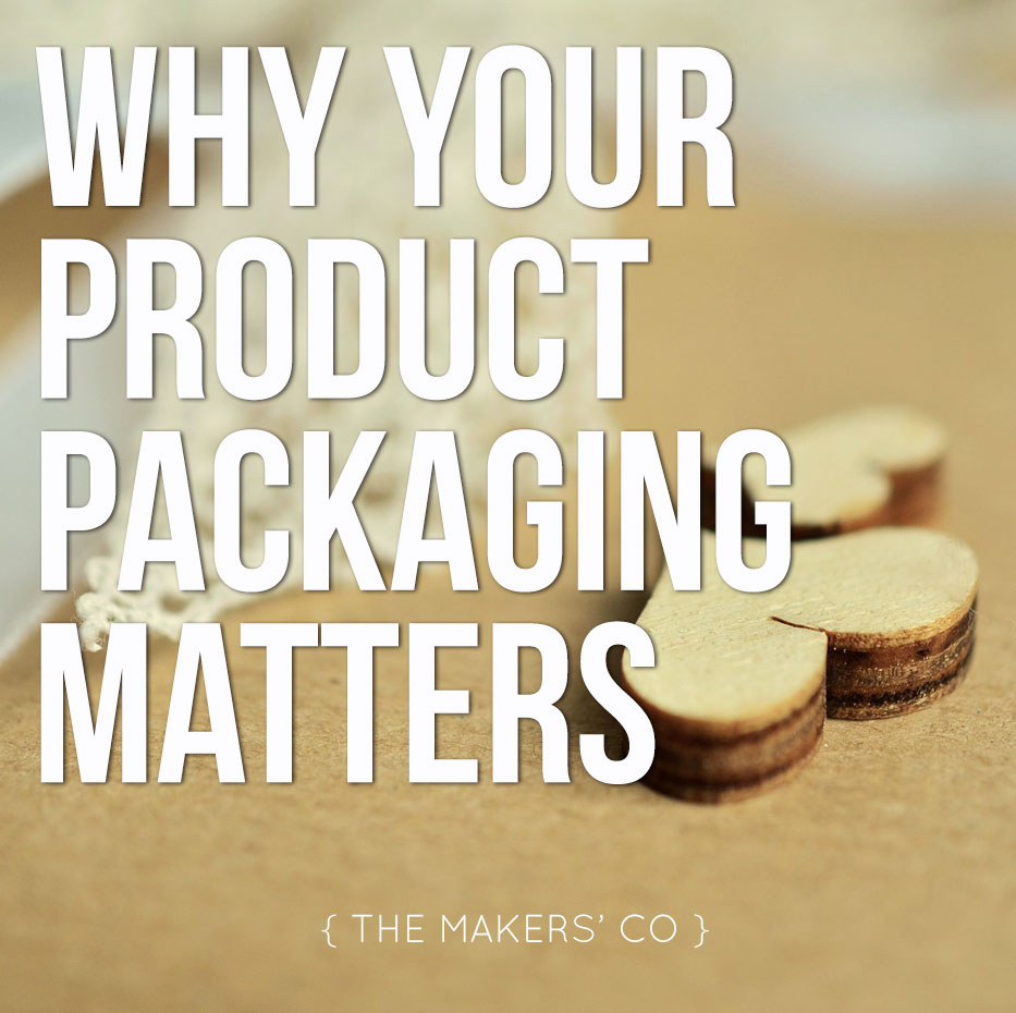 Your product packaging matters
