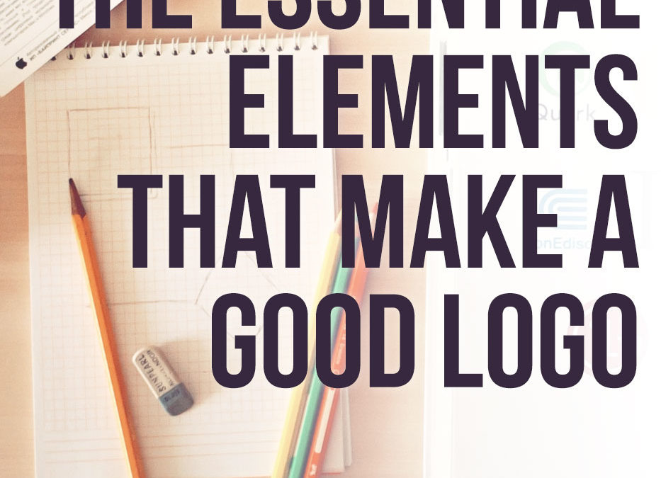 The essential elements that make a good logo