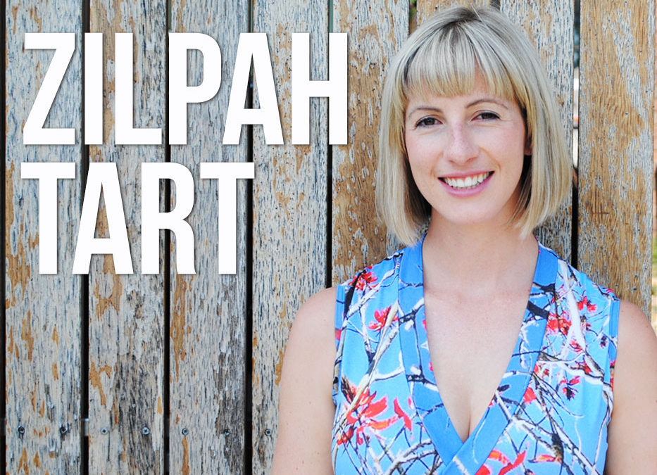 Meet the Maker – Zilpah Tart