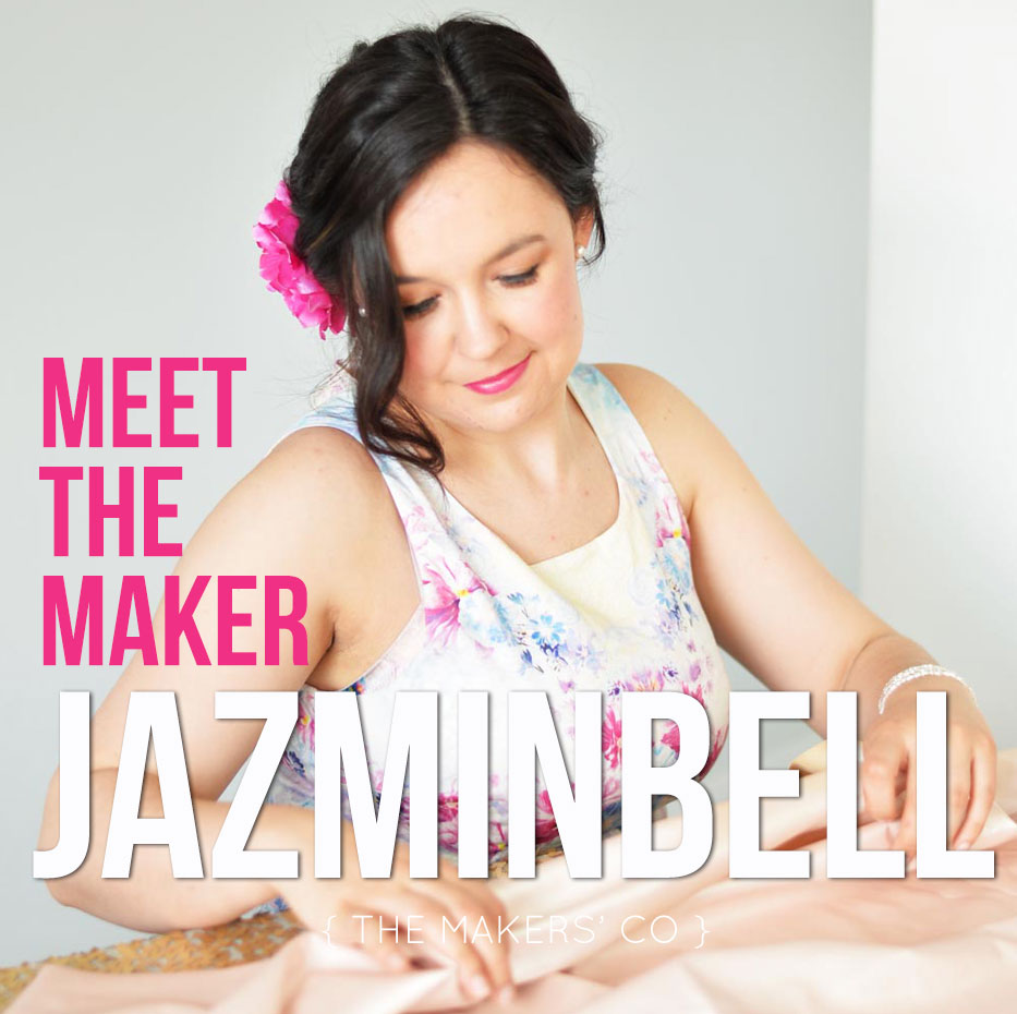 Meet the Maker Jazminbell