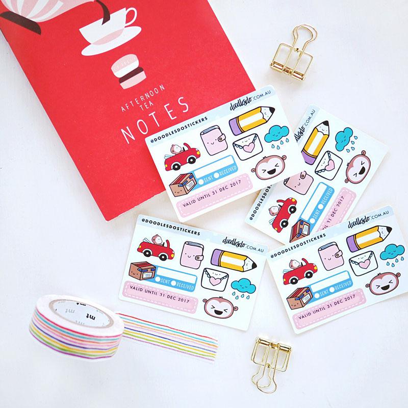 Meet The Maker - Doodlesdo Stickers