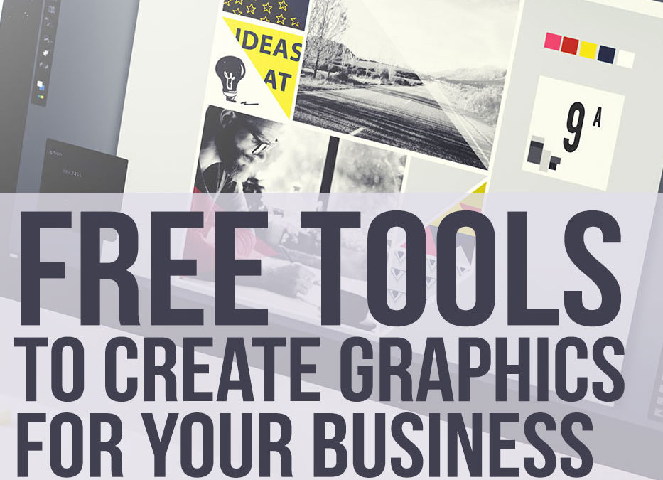 Free tools to edit images and create graphics for your business