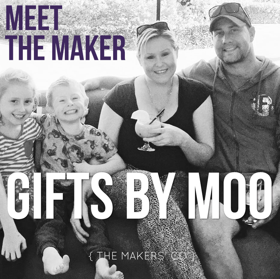 Meet the Maker - Gifts by Moo
