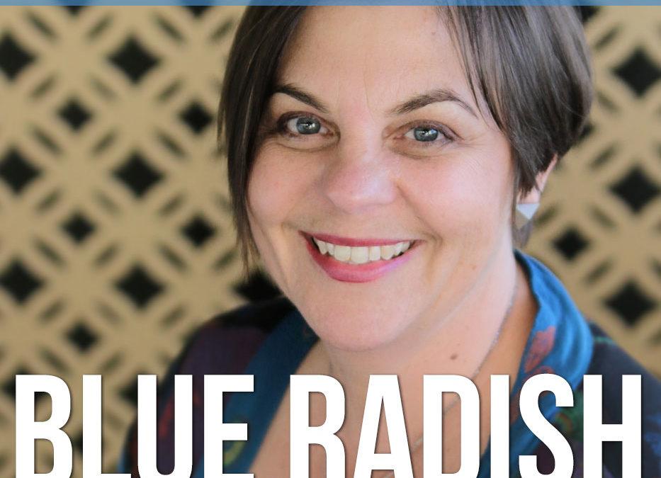 Meet the Maker Rebecca Tregurtha – Blue Radish