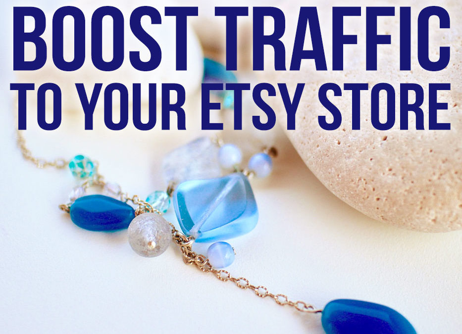 The Easiest Way to Boost Traffic to Your Etsy Store