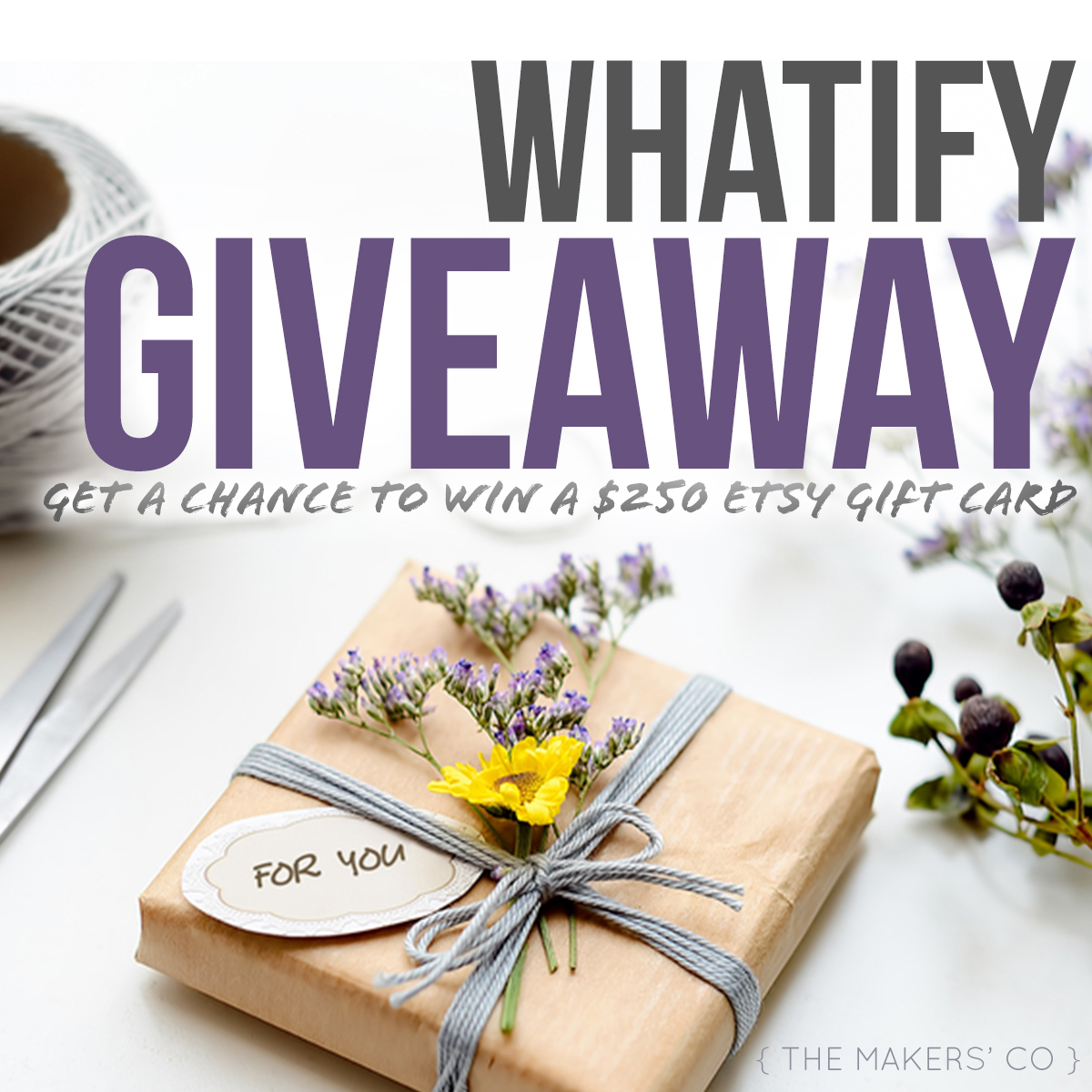 Whatify Giveaway