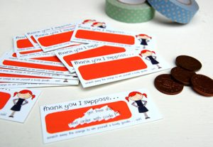 How to improve your packaging on the cheap with moo mini-cards
