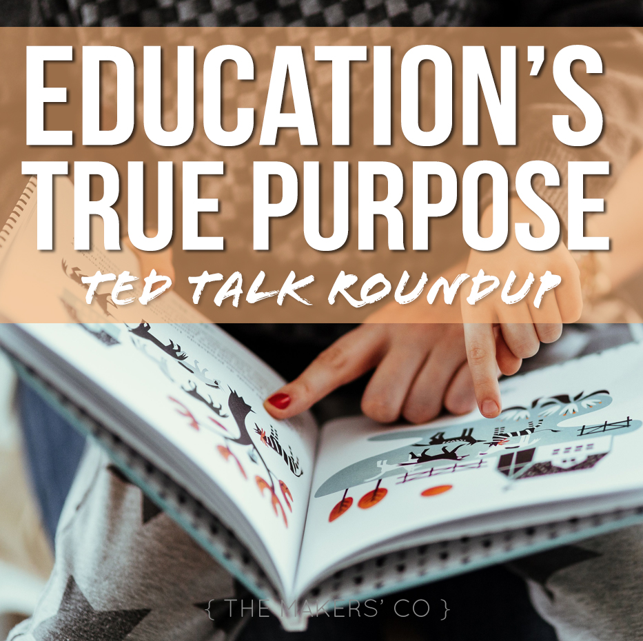 Education's True Purpose