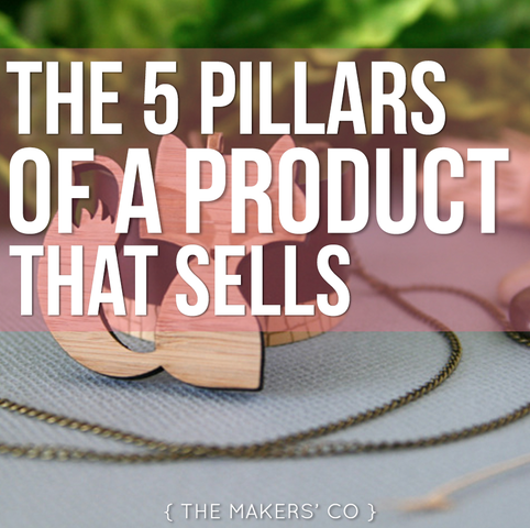 MAKERS TV Ep 002: The 5 Pillars of a Product that Sells